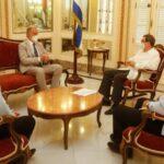 Cuba y Argentina buscan reforzar sus relaciones económicas y comerciales