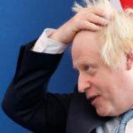Popularidad de Johnson cae al mínimo desde que es primer ministro