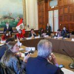 Junta de Portavoces aprobó nómina de las comisiones parlamentarias