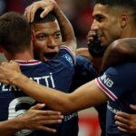 Mbappé sigue en cuerpo y alma en el PSG en el debut de Lionel Messi