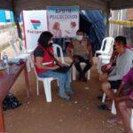 Accidente en Yurimaguas: Petroperú brinda apoyo psicológico a familiares de víctimas