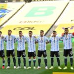 Italia y Argentina los último campeones continentales, jugarán en junio del 2022