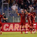 Serie A: Roma en vibrante partido derrota en el minuto 92 al Sassuolo