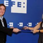 El Instituto Cervantes y la agencia EFE estrechan su colaboración por y para el idioma español