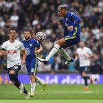 Premier League: Chelsea derrota 3-0 al Tottenham y es colíder con Liverpool