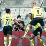 Champions League: Borusia Dormunt vence por 2-1 al Besiktas en el Grupo C