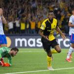 Champions League: Manchester United en tiempo añadido cae 2-1 ante Young Boys