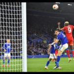 Europa League:  Nápoles-Leicester (2-2) entre los mejores 16 partidos del torneo