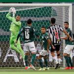 Copa Libertadores: Mineiro en ida de semifinales empata 0-0 con Palmeiras