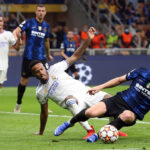 Champions League: Real Madrid logra valioso triunfo (1-0) ante Inter de Milán