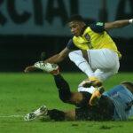 Catar 2022: Uruguay en el minuto 92 vence 1-0 a Ecuador y es tercero en la tabla