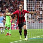 Serie A: Milan en su tercer triunfo consecutivo derrota por 2-0 al Lazio