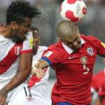 Perú mejor ubicado que Chile en Ránking FIFA para partido de la fecha 11 en octubre
