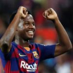 El Barcelona regresó a los entrenamientos con Ansu Fati como protagonista