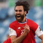 Perú vs. Chile: Británico Brereton jugará ante la Blanquirroja el 5 de octubre
