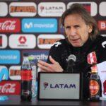 Catar 2022: Lo que piensa Gareca sobre el partido contra Chile en Lima