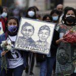 Familia reclama justicia para muertos en protestas por crisis en Perú