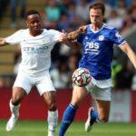 Premier League: Manchester City logra un triunfo gris (1-0) ante el Leicester