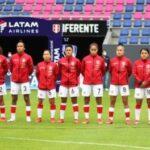 Selección peruana femenina regresa fortalecida de su periplo por Ecuador