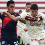 Liga 1: Municipal en discreto partido vence por 2-0 a Universitario