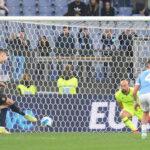 Serie A italiana: Inter de Milán cae 3-1 ante el Lazio con un gol polémico