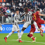 Serie A italiana: Juventus en su cuarta victoria consecutiva vence 1-0 a la Roma