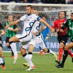 Serie A italiana: Inter de Milán remonta al Sassuolo (2-1) y se coloca segundo en la tabla