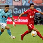 LaLiga Santander: Sevilla en la novena jornada se impuso por 1-0 al Celta