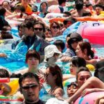 China registró su septiembre más caluroso desde 1961