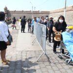 Callao: Vacunatorio del Real Felipe no atenderá el viernes 8 de octubre